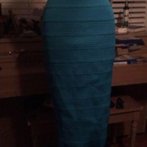 Dresses & Skirts - Blue formal skirt